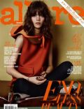 Freja Beha on the cover of Allure (South Korea) - September 2010