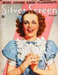 Deanna Durbin on the cover of Silver Screen (United States) - December 1937