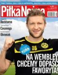 Jakub Blaszczykowski on the cover of Pika Nona (Poland) - May 2013