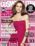 Cosmopolitan Magazine [Estonia] (October 2009)