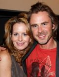 Missy Yager and Sam Trammell