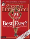 LeBron James on the cover of Sports Illustrated (United States) - February 2005