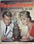 Troy Donahue on the cover of Teen Screen (United States) - June 1963