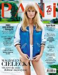 Magdalena Cielecka on the cover of Pani (Poland) - August 2014