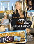 Grazia Magazine [Germany] (22 September 2011) - Main Photo