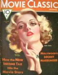Gwili Andre on the cover of Movie Classic (United States) - October 1932