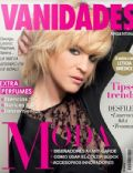 Leticia Brédice on the cover of Vanidades (Argentina) - April 2014