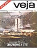 on the cover of Veja (Brazil) - December 1968