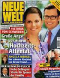 Neue Welt Magazine [Germany] (21 April 2010)