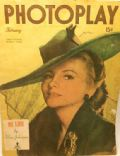 Joan Fontaine on the cover of Photoplay (United States) - February 1945
