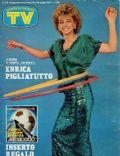 TV Sorrisi e Canzoni Magazine [Italy] (18 May 1986)