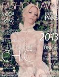 Nicole Neumann on the cover of Fashion Laws (Argentina) - January 2013