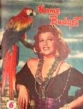 Rita Hayworth on the cover of Home Budget (Australia) - November 1948