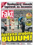 Fakt Magazine [Poland] (19 April 2008)