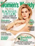 Rachael Taylor on the cover of Womens Weekly (Australia) - March 2014