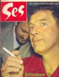 Burt Lancaster on the cover of Ses (Turkey) - May 1968