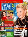 Malgorzata Kozuchowska, Natasza Urbanska on the cover of Swiat and Ludzie (Poland) - January 2014