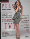 Ivi Adamou on the cover of Cyprus Pulse (Cyprus) - February 2012