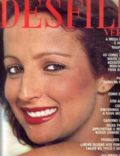 on the cover of Desfile (Brazil) - January 1979