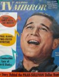 Perry Como on the cover of TV Radio Mirror (United States) - June 1961