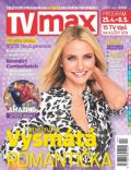 Cameron Diaz on the cover of TV Max (Czech Republic) - April 2014
