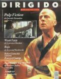 Bruce Willis on the cover of Dirigido (Spain) - September 1994