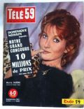 Tele 59 Magazine [France] (5 July 1959)