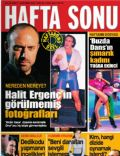 Haftasonu Magazine [Turkey] (14 February 2007)