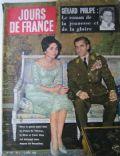 Jours de France Magazine [France] (5 December 1959)