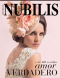 Sabrina Garciarena on the cover of Nubilis (Argentina) - May 2013