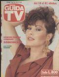 Guida TV Magazine [Italy] (15 October 1989)