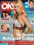 Heidi Klum on the cover of Ok (Germany) - January 2009
