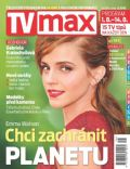 Emma Watson on the cover of TV Max (Czech Republic) - August 2014