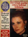 Das Neue Blatt Magazine [West Germany] (9 August 1969)