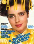 anna Magazine [Italy] (27 April 1989)