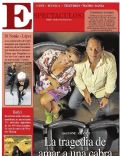 Julio Chávez, Viviana Saccone on the cover of Perfil (Argentina) - March 2012