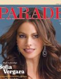 Sofía Vergara on the cover of Parade (United States) - July 2011