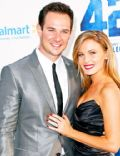 Ryan Merriman and Kristen McMullen