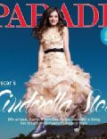 Hailee Steinfeld on the cover of Parade (United States) - February 2011