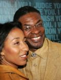 Dionne Lea and Keith David