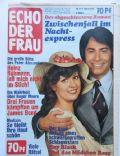 Echo der Frau Magazine [West Germany] (5 March 1975)