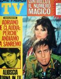 TV Sorrisi e Canzoni Magazine [Italy] (8 February 1970)