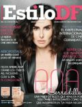 Ana Serradilla on the cover of Estilo Df (Mexico) - July 2014