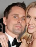 Matthew Bellamy and Elle Evans