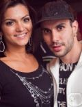 Kelly Key and Mico Freitas