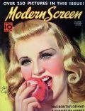 Modern Screen Magazine [United States] (April 1938)