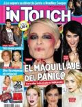 Ashley Olsen, Elena Anaya, Gwyneth Paltrow, Pilar Rubio, Soraya on the cover of In Touch (Spain) - October 2011
