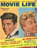 Doris Day on the cover of Movie Life (United States) - May 1959