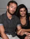 Christopher Masterson and Yolanda Pecoraro
