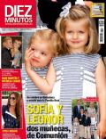 Diez Minutos Magazine [Spain] (3 June 2009)